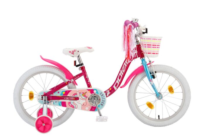 "Bicikl Polar Junior 18"" Unicorn B182S02203"