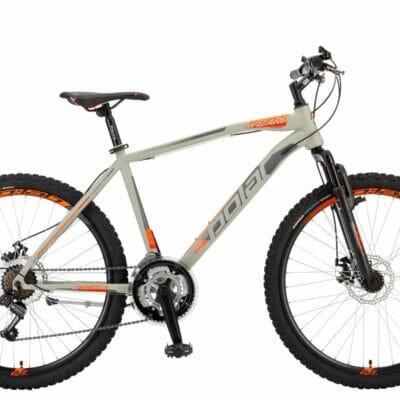 Bicikl Polar Wizard 2.0 silver orange