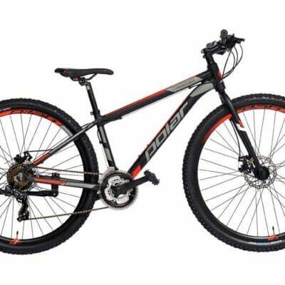 "Bicikl Polar Mirage Urban sivo crveni 29"" B292A13192"