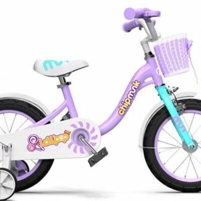 Bicikl Royal baby ChipMunk 16 purple
