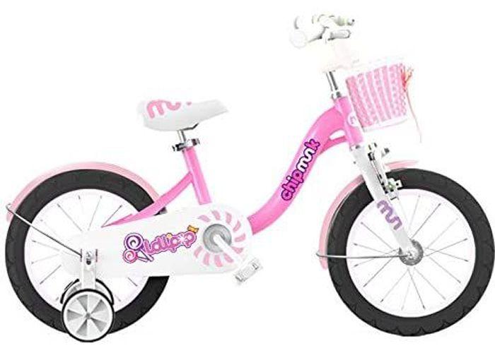 Bicikl Royal Baby ChipMunk 18 pink