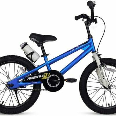 Bicikl Royal baby Freestyle 18 plavi