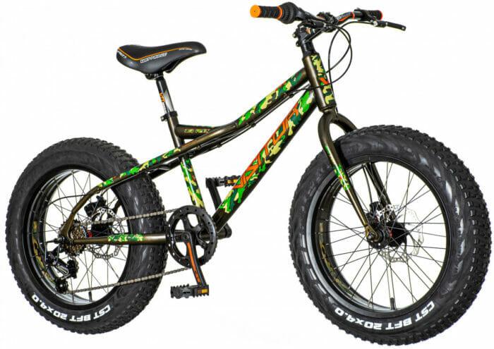 "Bicikl Visitor Bigfoot Military 20""/14"" 1200012"