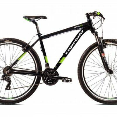 Bicikl Capriolo Level 9.1 crno žuti