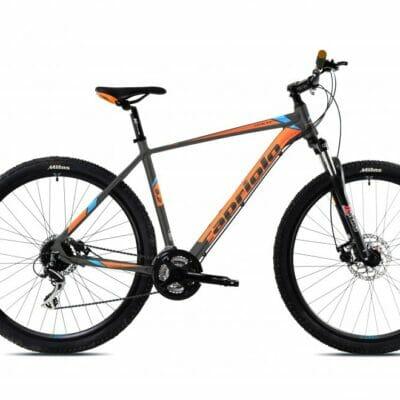 Bicikl Capriolo Level 9.2 sivo oranž