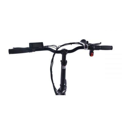 Električni elektro sklopivi bicikl Ring RX 20 Fat bike Shimano