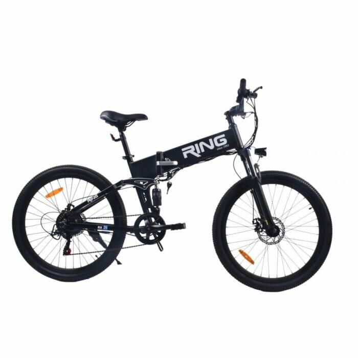 Električni elektro sklopivi bicikl Ring RX 25
