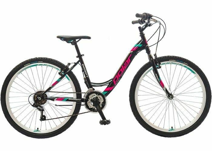 Bicikl Polar Modesty 26 black