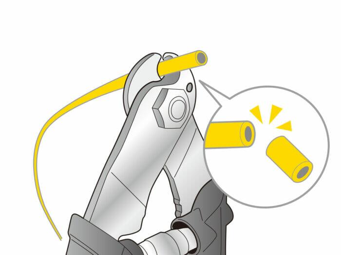 Alat - Sečice Topeak za bužire i sajle TPS-SP16