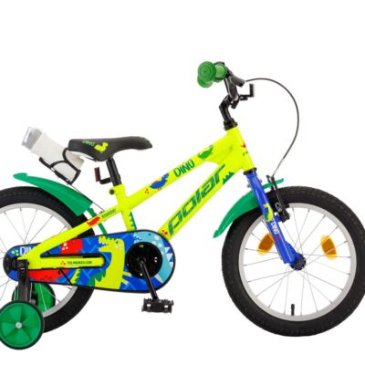 """Bicikl Polar Junior Boy 16"""" Dino B162S01200"""