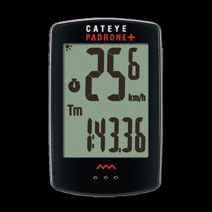Brzinomer bežični Cateye Padrone + wireless CE1604600