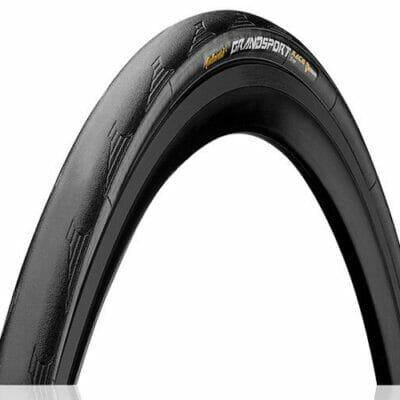 Spoljna Guma 700X23C Continental Grand Sport Race black/black Skin kevlar