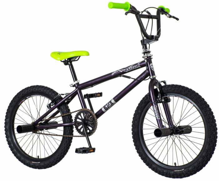Bicikl BMX Scout freestyle indigo